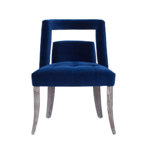 Стул PARISIAN VELVET DINING CHAIR-0