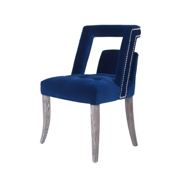 Стул PARISIAN VELVET DINING CHAIR-2940